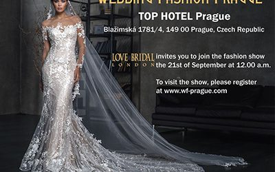 Wedding fashion Prague